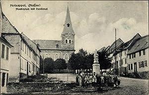 Ansichtskarte / Postkarte Holzappel im Rhein Lahn
