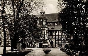 Ansichtskarte / Postkarte Jawor Jauer Schlesien, Partie