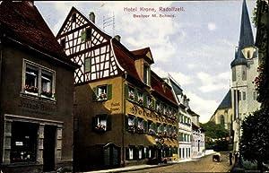 Ansichtskarte / Postkarte Radolfzell am Bodensee Landkreis