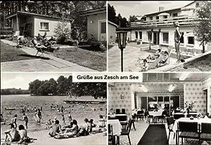 Ansichtskarte / Postkarte Zesch Lindenbrück Zossen im