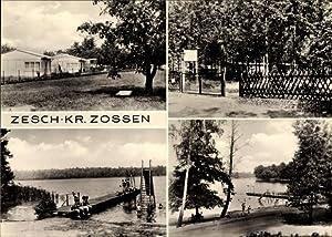 Ansichtskarte / Postkarte Zesch am See Zossen