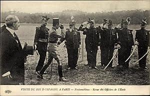 Ansichtskarte / Postkarte Viviste de Alphonse XIII.