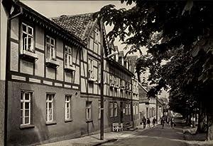 Ansichtskarte / Postkarte Ballenstedt im Harz, FDGB