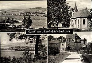 Ansichtskarte / Postkarte Martinfeld Schimberg im Landkreis