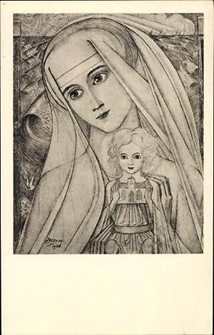 Künstler Ansichtskarte / Postkarte Toorop, Jan Th.,