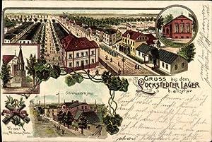 Litho Lockstedt bei Itzehoe in Schleswig Holstein,