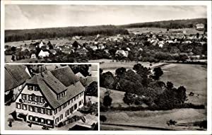 Ansichtskarte / Postkarte Loßburg im Kreis Freudenstadt,
