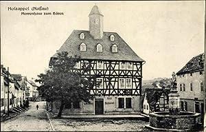 Ansichtskarte / Postkarte Holzappel Rheinland Pfalz, Blick