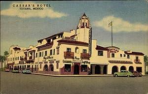 Ansichtskarte / Postkarte Tijuana Baja California Mexiko,