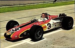 Ansichtskarte / Postkarte Bobby Unser, Indianapolis 500