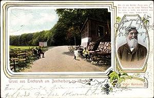 Passepartout Ansichtskarte / Postkarte Benthe Ronnenberg Niedersachsen,