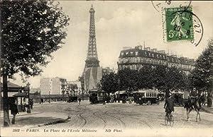 Ansichtskarte / Postkarte Paris, La Place de
