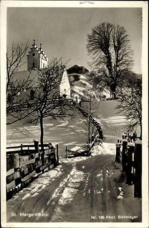 Ansichtskarte / Postkarte Sankt Margarethen Brannenburg im