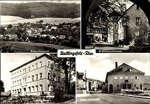 Ansichtskarte / Postkarte Stadtlengsfeld im Wartburgkreis, SV