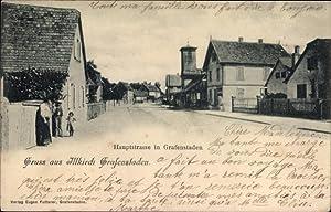 Ansichtskarte / Postkarte Illkirch Graffenstaden Illkirch Grafenstaden