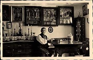Ansichtskarte / Postkarte Tschechoslowakei, Hanacke kroje, Sedlak