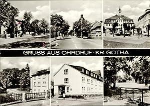 Ansichtskarte / Postkarte Ohrdruf im Thüringischen Kreis