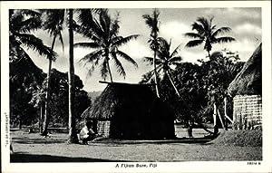 Ansichtskarte / Postkarte Fiji Fidschi, A Fijian