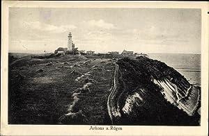 Ansichtskarte / Postkarte Arkona Putgarten auf Rügen,
