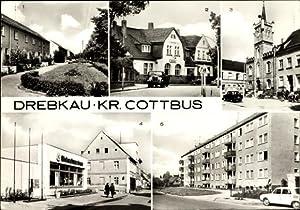 Ansichtskarte / Postkarte Drebkau im Kreis Spree