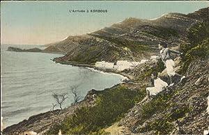 Ansichtskarte / Postkarte Korbous Kap Bon Tunesien,