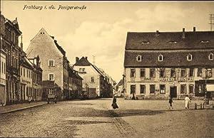 Ansichtskarte / Postkarte Frohburg in Sachsen, Peniger
