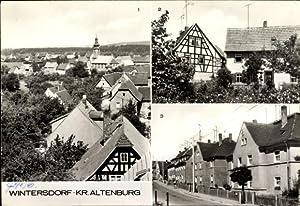 Ansichtskarte / Postkarte Wintersdorf Meuselwitz im Kreis