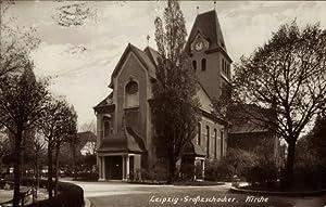 Ansichtskarte / Postkarte Großzschocher Leipzig in Sachsen,