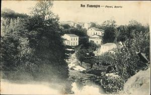 Ansichtskarte / Postkarte Faial Azoren Portugal, Nos