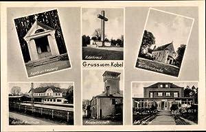 Ansichtskarte / Postkarte Kobel Neusäß Bayern, Kapelle