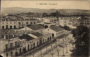 Ansichtskarte / Postkarte Relizane Algerien, Vue générale,