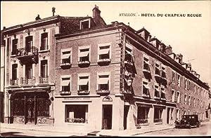 Ansichtskarte / Postkarte Avallon Yonne, Hôtel du