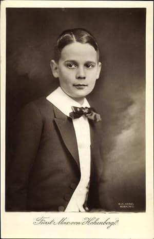 Ansichtskarte / Postkarte Fürst Max von Hohenberg,