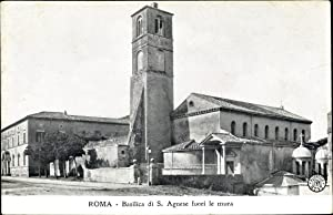 Ansichtskarte / Postkarte Roma Rom Lazio, Basilica