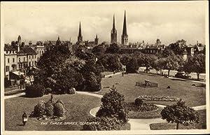 Ansichtskarte / Postkarte Coventry West Midlands England,