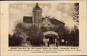 Ansichtskarte / Postkarte Blankenfelde Mahlow Landkreis Teltow