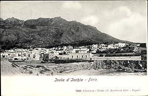Ansichtskarte / Postkarte Forio Isola d' Ischia