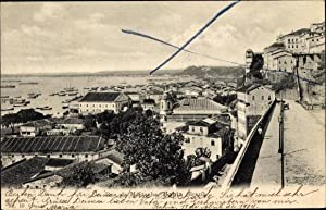 Ansichtskarte / Postkarte Bahia Brasilien, Rua da