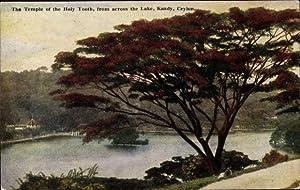 Ansichtskarte / Postkarte Kandy Ceylon Sri Lanka,