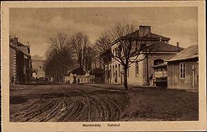Ansichtskarte / Postkarte Montmédy Lothringen Meuse, La