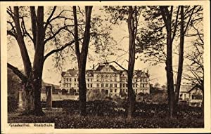 Ansichtskarte / Postkarte Gnadenfrei in Schlesien, Blick