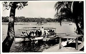 Ansichtskarte / Postkarte Sambia, One of the