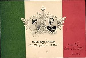 Ansichtskarte / Postkarte König von Italien Viktor