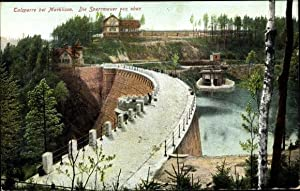 Ansichtskarte / Postkarte Marklissa Schlesien, Blick auf
