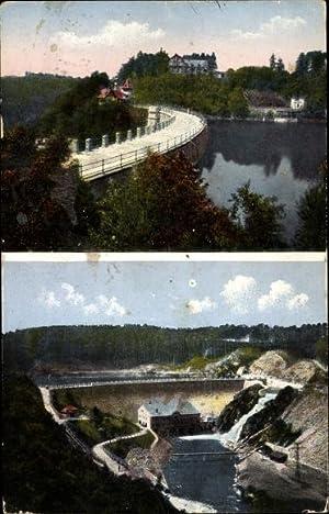 Ansichtskarte / Postkarte Marklissa Schlesien, Goldentraum Schlesien,