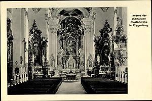Ansichtskarte / Postkarte Roggenburg in Schwaben Bayern,