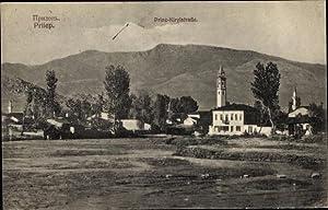 Ansichtskarte / Postkarte Prilep Mazedonien, Prinz Kiryl