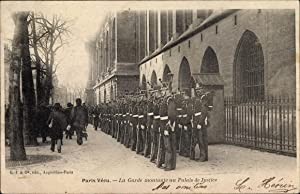 Ansichtskarte / Postkarte Paris, Vécu, La Garde