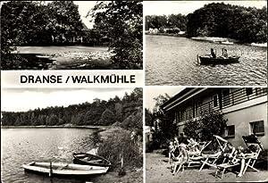 Ansichtskarte / Postkarte Dranse Wittstock Dosse in