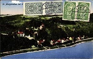 Ansichtskarte / Postkarte Sankt Margarethen in Oberösterreich,